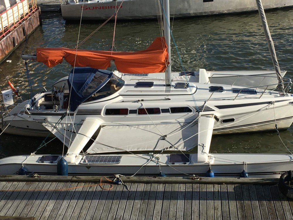 Catamaran for rent Valencia at the best price
