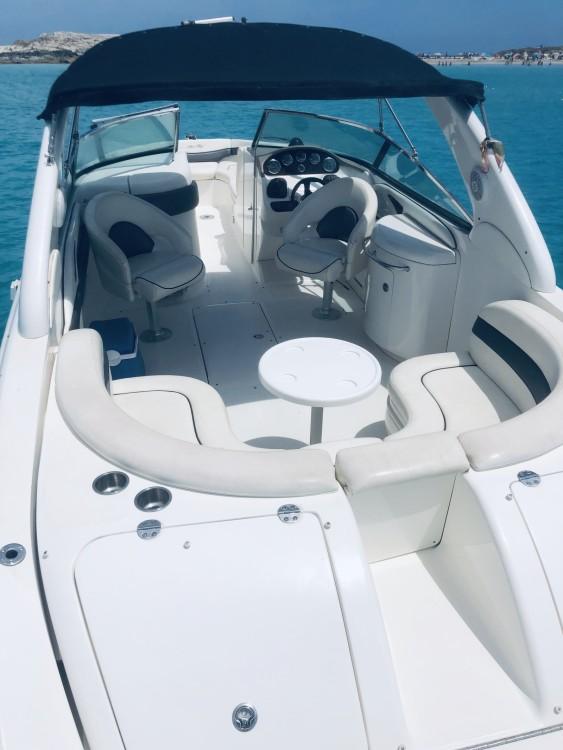 Boat rental Sea Ray Sea Ray 295 SLX in Ibiza on Samboat