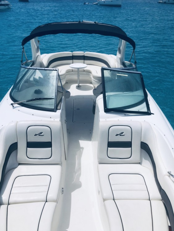 Sea Ray Sea Ray 295 SLX between personal and professional Ibiza