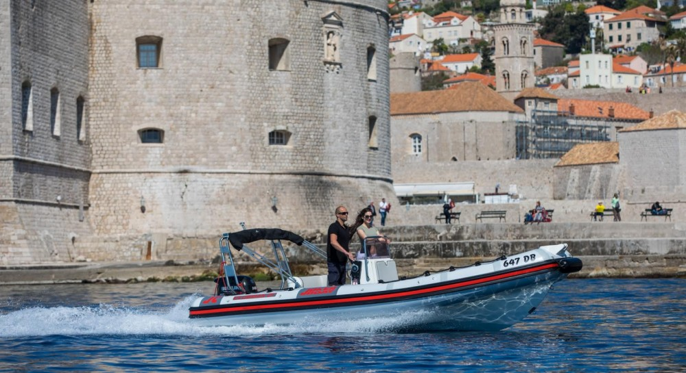 RIB for rent Dubrovnik at the best price