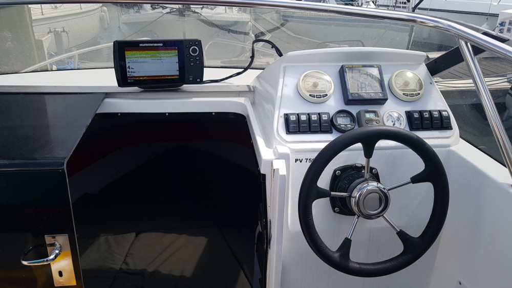Jeanneau Leader 650 Performance between personal and professional La Rochelle
