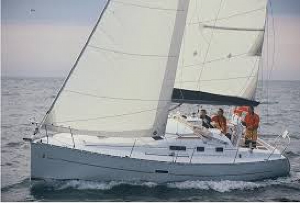 Rental Sailboat in Otranto - Bénéteau Oceanis