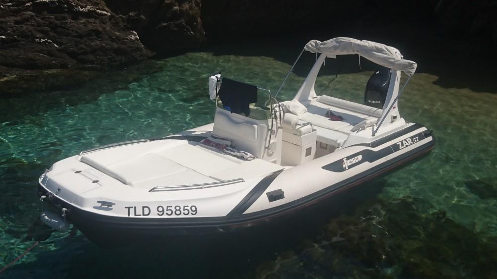 Boat rental Zar Formenti Zar 57 in  on Samboat