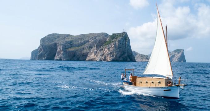 Boat rental Puerto de Pollensa cheap vell mari