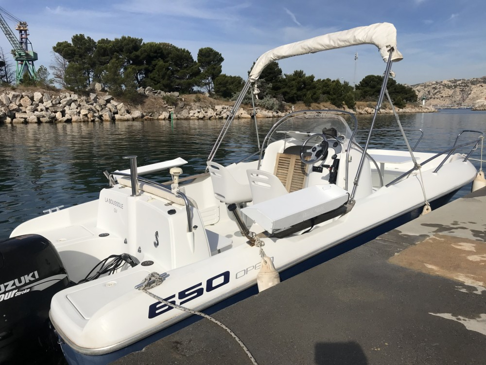 Boat rental  cheap Flyer 650