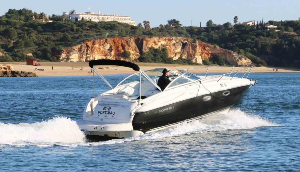 Boat rental Monterey 250 in Portugal on Samboat