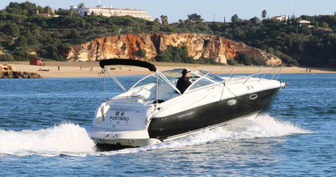 Rent a Monterey 250 Setúbal