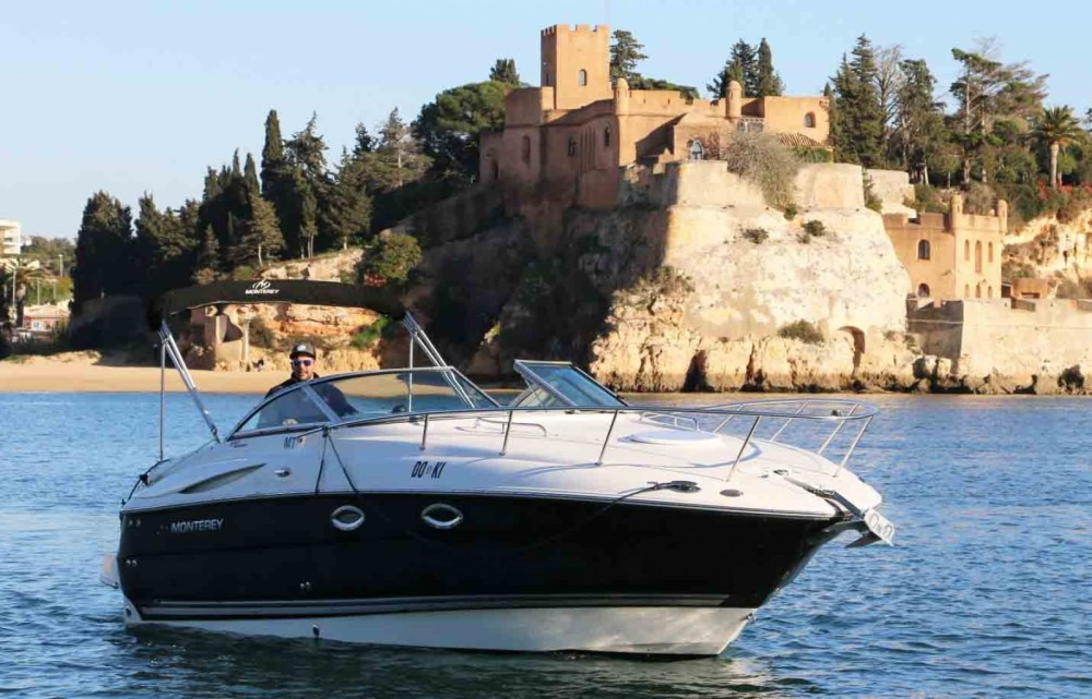 Rental yacht Portugal - Monterey 250 on SamBoat
