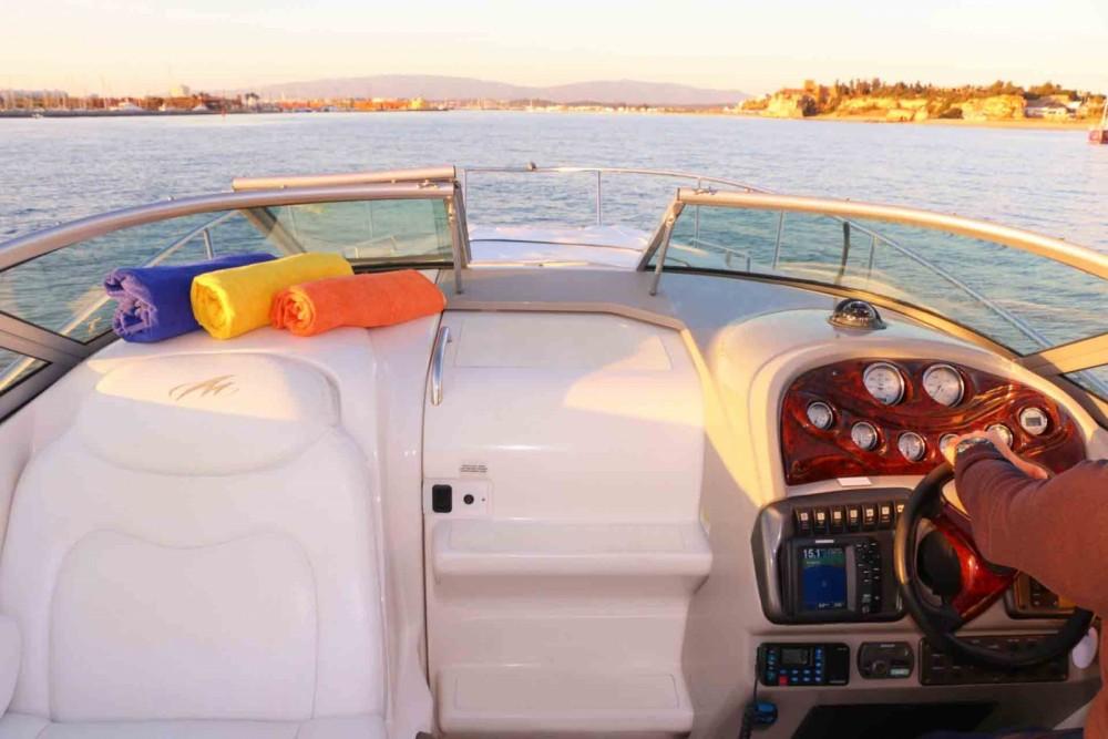 Rental Motorboat in Portugal - Monterey 250