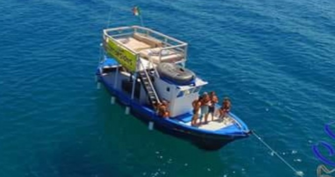 Rental Motorboat in Siracusa - Ex peschereccio Ex peschereccio