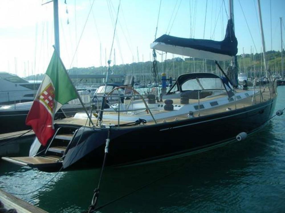 Rental yacht Villa Igea - Comar Comet 65s on SamBoat