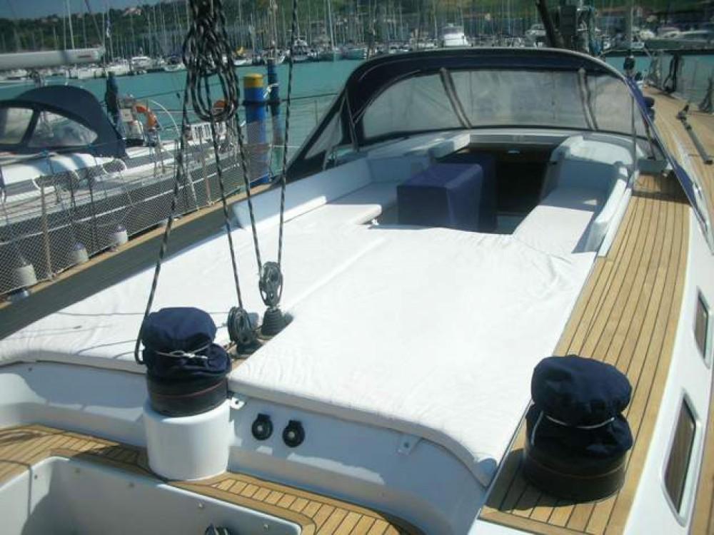 Boat rental Villa Igea cheap Comet 65s