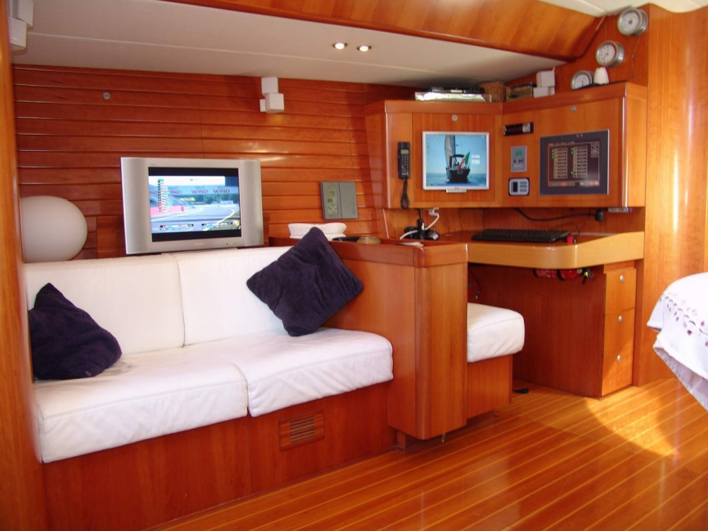 Boat rental Comar Comet 65s in Villa Igea on Samboat