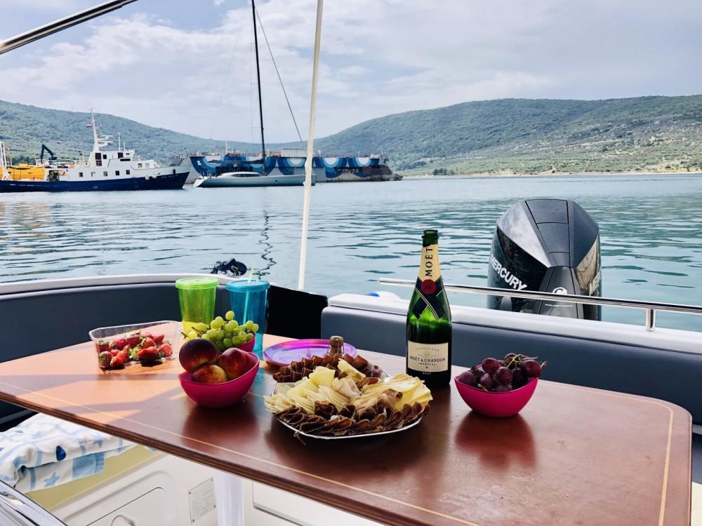Rental yacht Opatija - SAVER 750 WA Saver 750 Cabin  WA on SamBoat