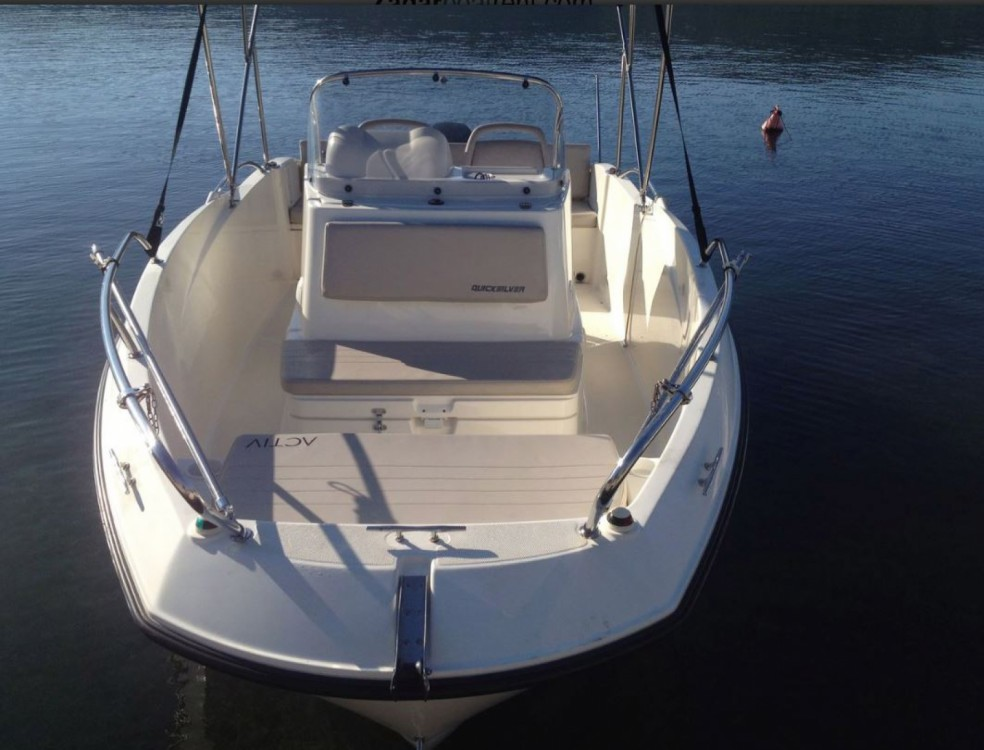 Rental yacht Grad Zadar - Quicksilver Activ 555 Open on SamBoat