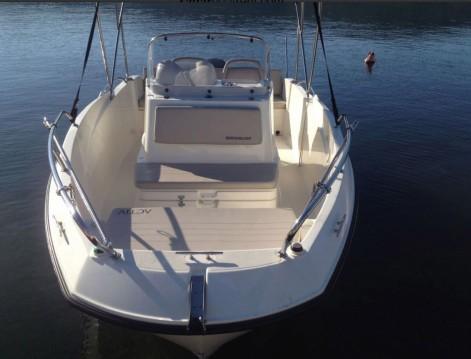 Rental yacht Zadar - Quicksilver Activ 555 Open on SamBoat