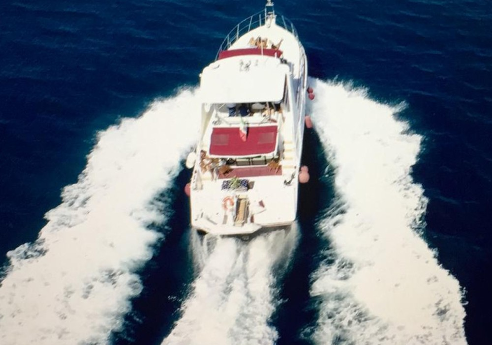 Rental Motorboat Cruisers-Yachts with a permit