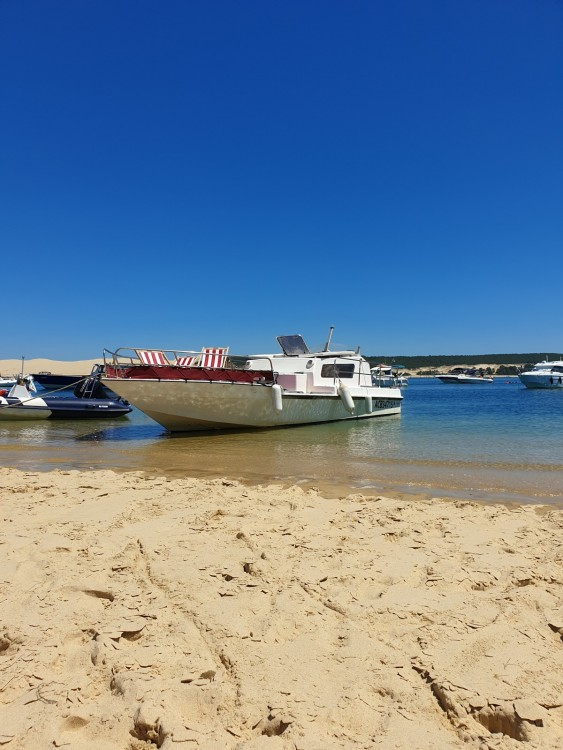 Hire Motorboat with or without skipper Lacaze Lège-Cap-Ferret