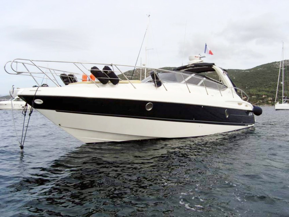 Hire Motorboat with or without skipper Cranchi Porto-Vecchio