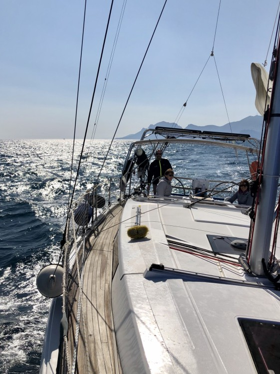Hire Sailboat with or without skipper Hanse Cannes