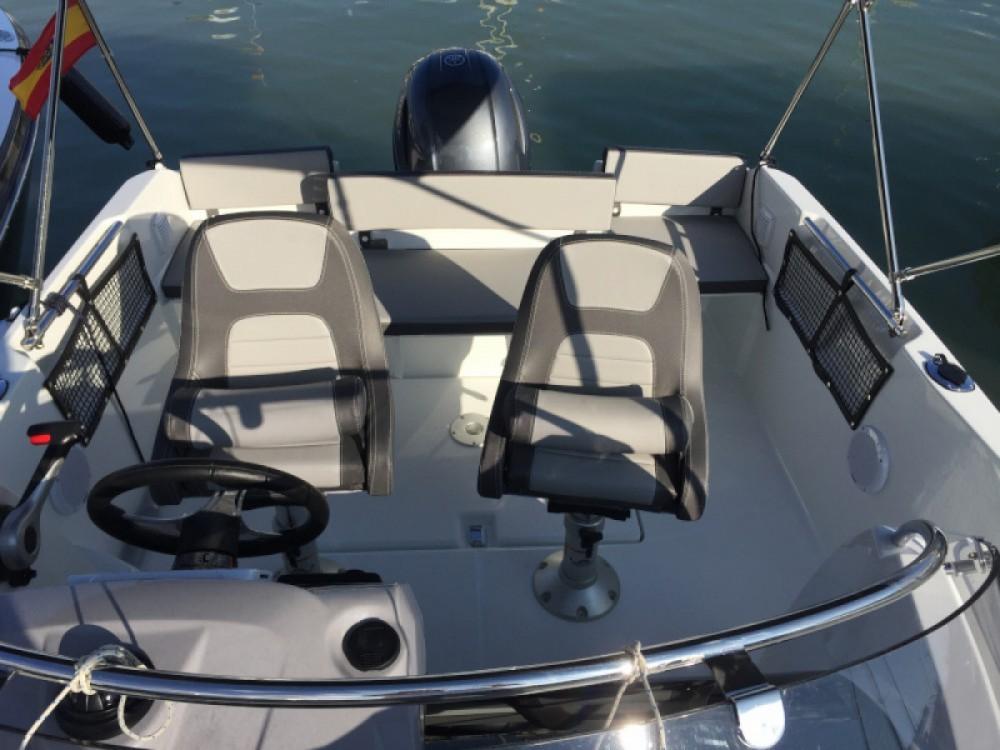 Hire Motorboat with or without skipper Jeanneau Novi Vinodolski