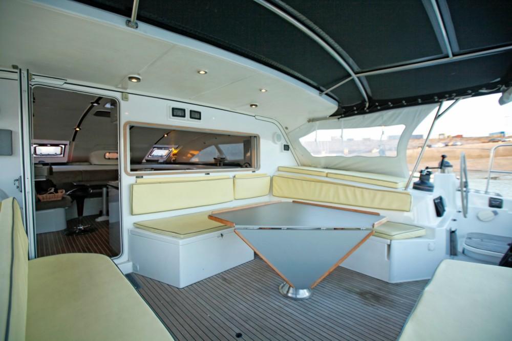 Rental Catamaran in  - Nautitech 475