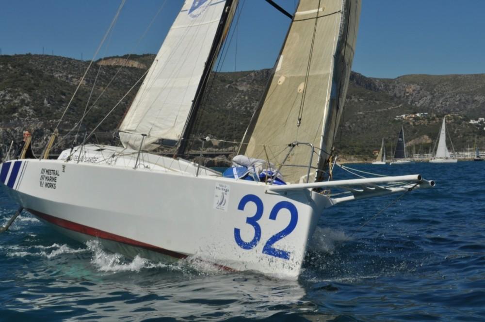 Boat rental lnm40 Classe 40 nº32 in Barcelona on Samboat