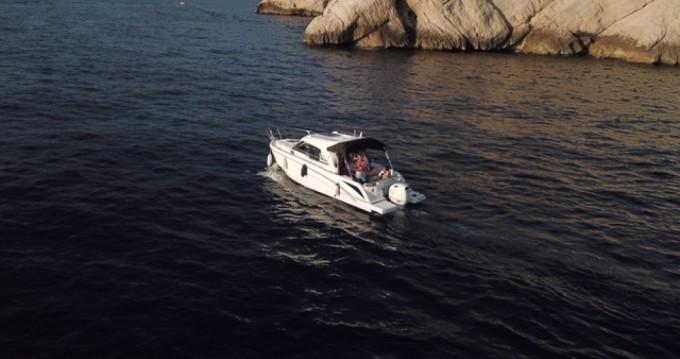 Rent a Bénéteau Antares 8 OB Marseille