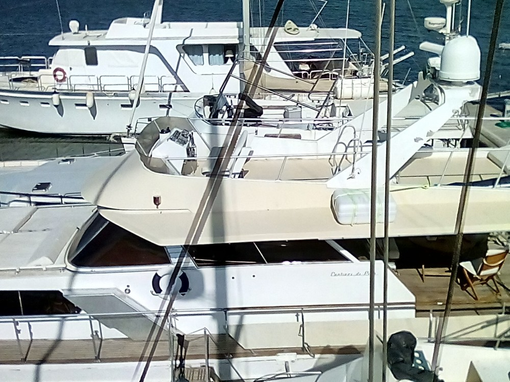 Hire Yacht with or without skipper Cantieri Di Pisa Sant'Antioco