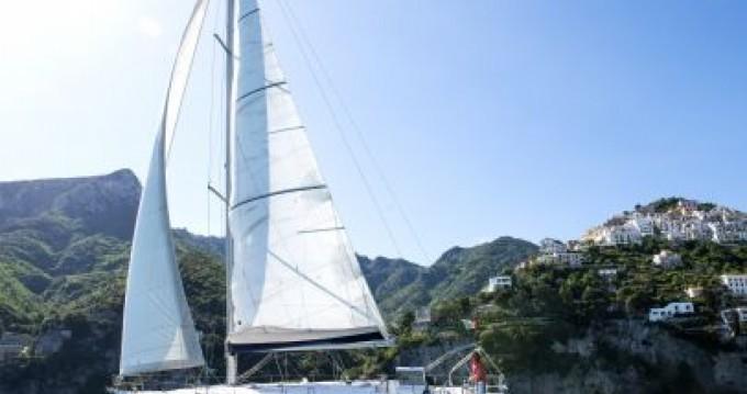 Rental Sailboat in Salerno - Bénéteau Cyclades 50.4