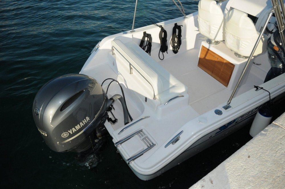 Hire Motorboat with or without skipper Elan Malinska