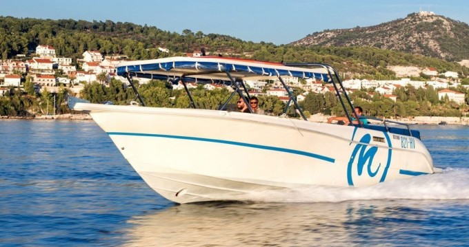 Hire Motorboat with or without skipper Enzo Hvar
