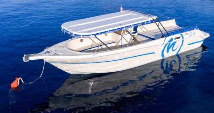 Boat rental Hvar cheap Enzo 35