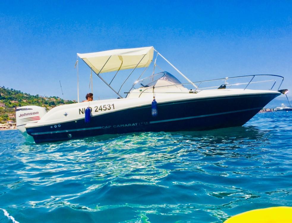 Rental yacht Mandelieu-la-Napoule - Jeanneau Cap Camarat 715 WA on SamBoat