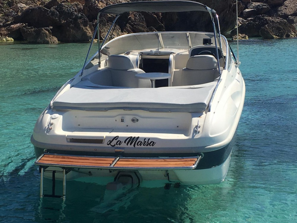 Rent a Cranchi Turchese 24 Balearic Islands