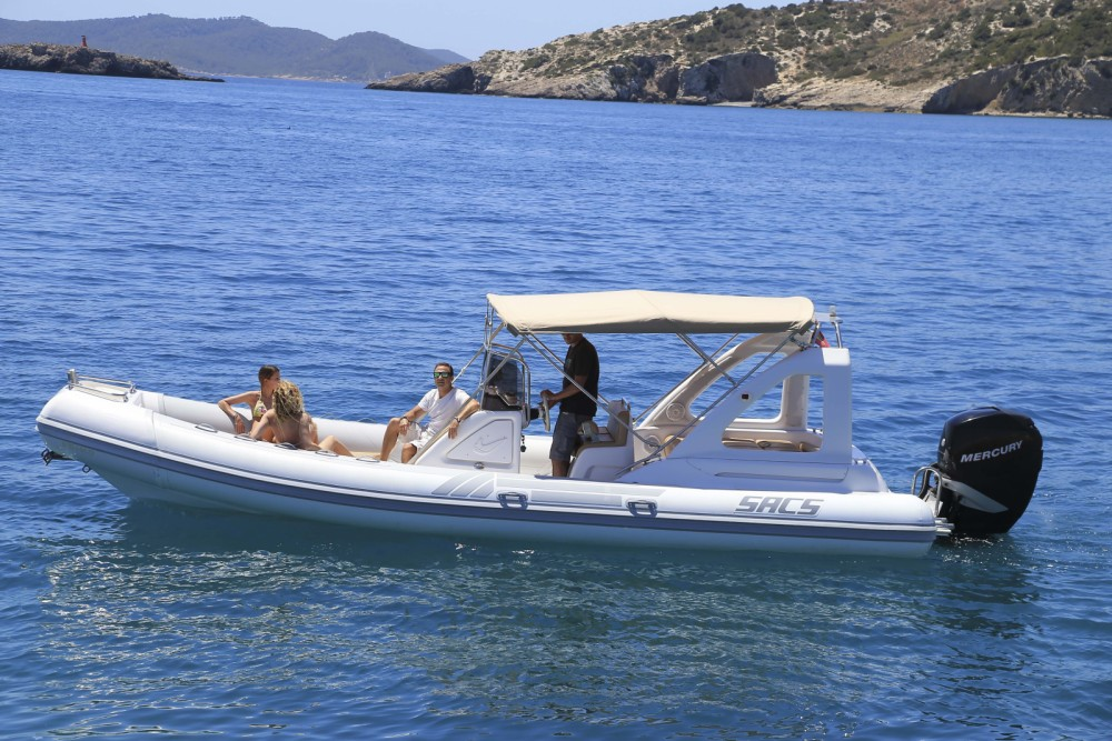 Rental yacht Balearic Islands - Sacs Sacs S 25 Dream on SamBoat