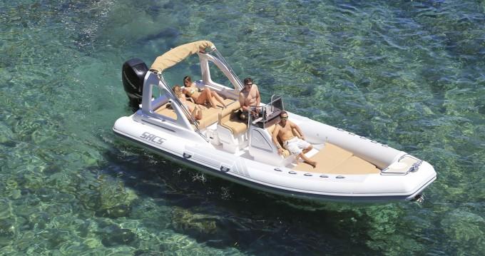 Rental yacht Ibiza Town - Sacs Sacs S 25 Dream on SamBoat