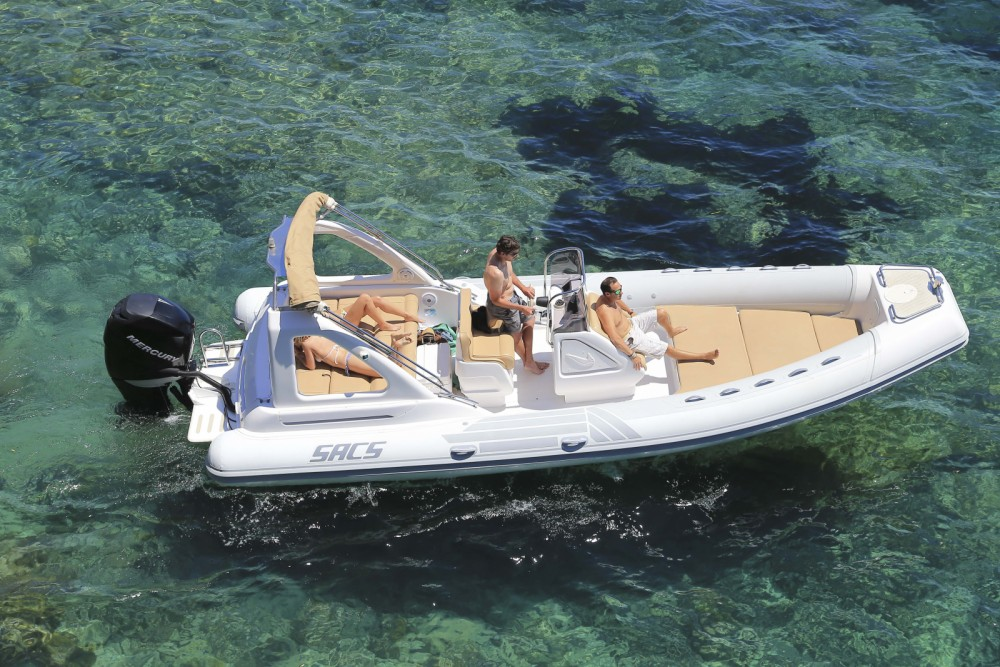 Boat rental Sacs Sacs S 25 Dream in Balearic Islands on Samboat