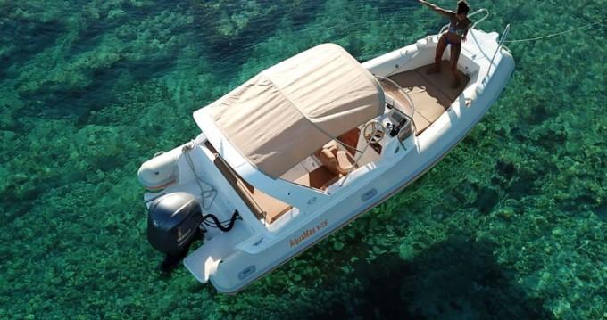Boat rental Aquamax Aquamax  in Hvar on Samboat