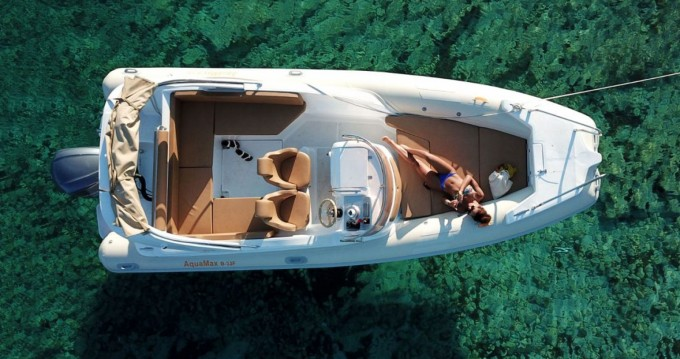 Hire RIB with or without skipper Aquamax Hvar
