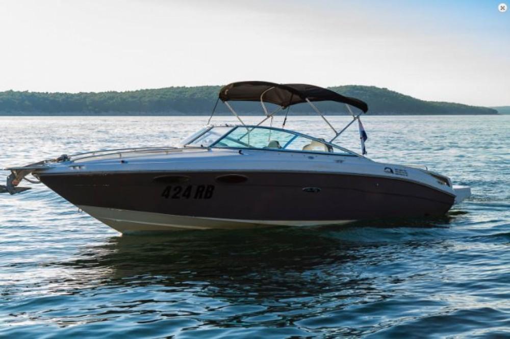 Boat rental Barbat na Rabu cheap 240 Sun Sport