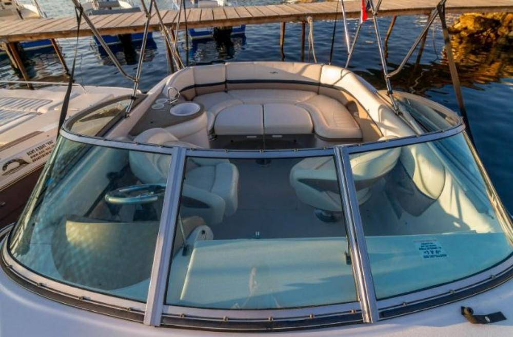 Boat rental Barbat na Rabu cheap four winns