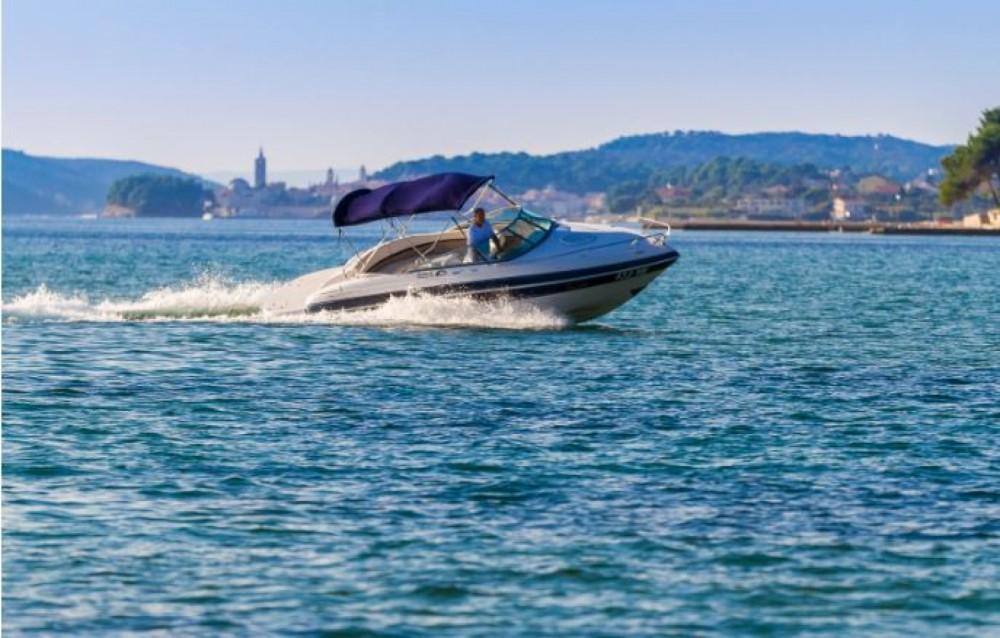 Motorboat for rent Barbat na Rabu at the best price