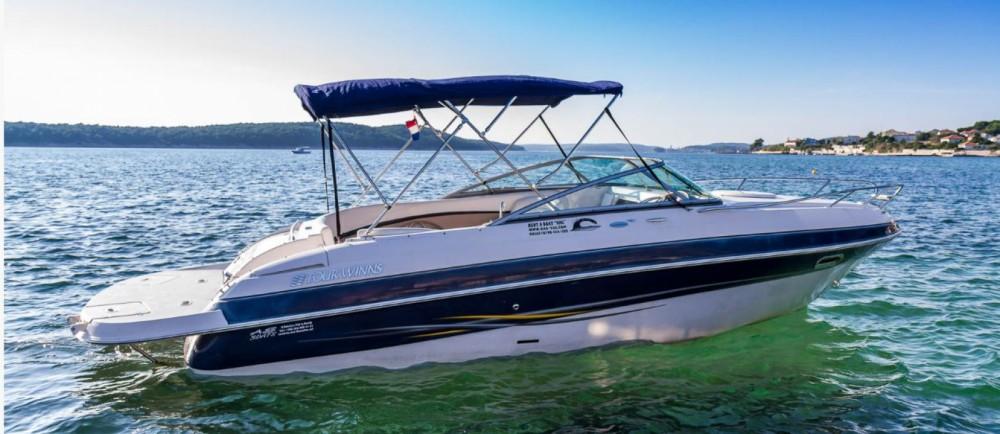 Boat rental Four Winns four winns in Barbat na Rabu on Samboat