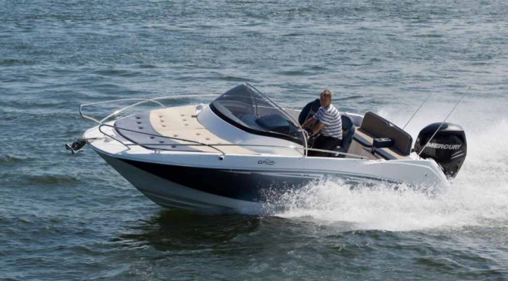 Rent a Galia 635 Cruiser Barbat na Rabu