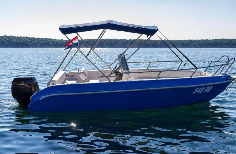 Rental Motorboat in Barbat na Rabu - Aquamar Aquamar 17