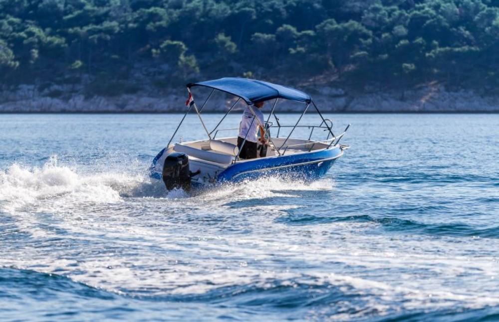 Boat rental Aquamar Aquamar 17 in Barbat na Rabu on Samboat