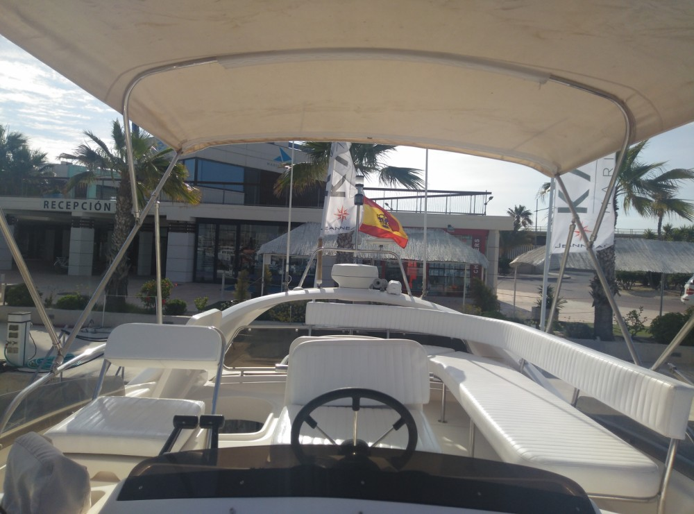 Boat rental Torrevieja cheap AS 40 FISHER
