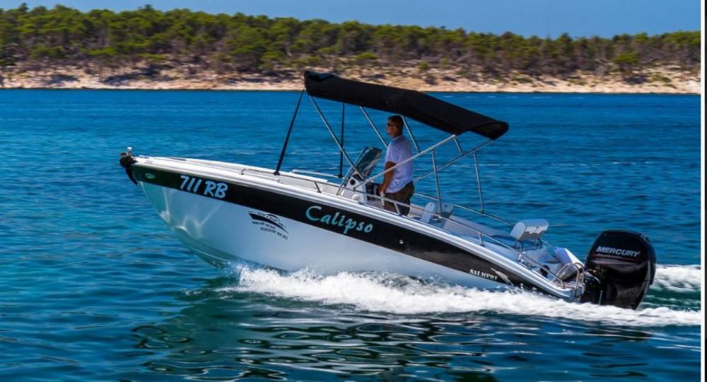 Rental Motorboat in Barbat na Rabu - Salmer Calipso Salmer Calipso 21