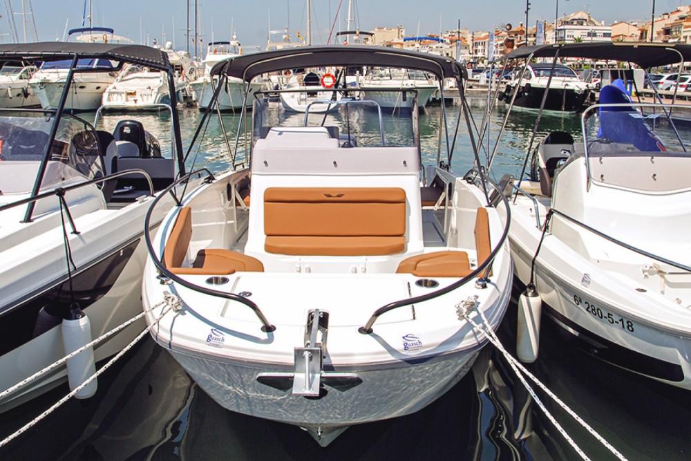 Rental yacht Cambrils - Bénéteau Flyer 8 SPACEdeck on SamBoat